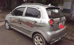 Cần bán lại xe Chevrolet Spark sản xuất năm 2008, màu bạc giá 106 triệu tại Nghệ An