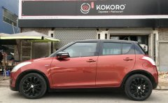 Cần bán Suzuki Swift đời 2014, màu đỏ xe gia đình giá 390 triệu tại Hà Nội