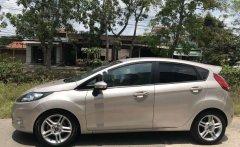 Bán ô tô Ford Fiesta năm sản xuất 2013, màu vàng còn mới giá 325 triệu tại Tiền Giang