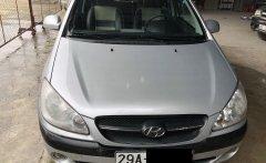 Cần bán Hyundai Getz năm 2010, màu bạc, nhập khẩu   giá 180 triệu tại Nam Định