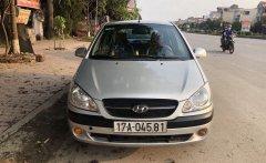 Bán Hyundai Getz đời 2011, màu bạc, xe nhập  giá 158 triệu tại Hòa Bình