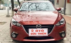Salon Ô Tô Đức Thiện cần bán Mazda 3 1.5 AT đời 2015, màu đỏ giá 525 triệu tại Hà Nội