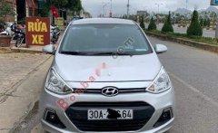 Cần bán lại xe Hyundai Grand i10 1.2 AT sản xuất 2014, màu bạc giá 330 triệu tại Lai Châu