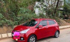 Bán Hyundai Grand i10 đời 2016, màu đỏ, xe nhập   giá 280 triệu tại Tuyên Quang