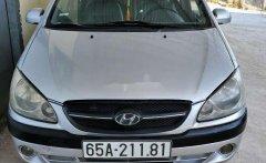 Bán xe Hyundai Getz sản xuất năm 2009, màu bạc, nhập khẩu nguyên chiếc, 155tr giá 155 triệu tại Cần Thơ