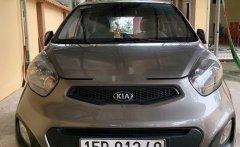 Bán Kia Morning sản xuất 2013, màu xám, chính chủ, giá 239tr giá 239 triệu tại Hải Phòng