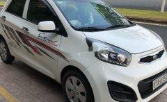 Cần bán Kia Morning đời 2013, màu trắng, xe gia đình  giá 205 triệu tại An Giang
