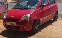 Bán Chevrolet Spark năm sản xuất 2009, màu đỏ, nhập khẩu   giá 98 triệu tại Đắk Lắk
