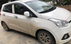 Cần bán lại xe Hyundai Grand i10 sản xuất năm 2016, màu trắng, xe nhập giá 266 triệu tại Ninh Bình