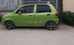Cần bán gấp Daewoo Matiz đời 2003, màu xanh lục, nhập khẩu giá 62 triệu tại Ninh Bình