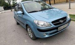 Bán xe Hyundai Getz sản xuất năm 2010, màu xanh lam, xe nhập giá 168 triệu tại Ninh Bình