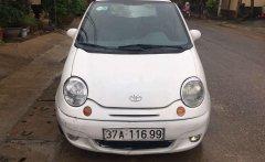 Bán Daewoo Matiz SE sản xuất năm 2008, màu trắng, giá chỉ 62 triệu giá 62 triệu tại Hà Nam