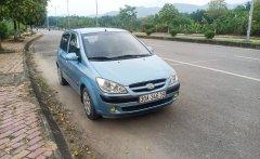 Cần bán gấp Hyundai Getz sản xuất năm 2008, màu xanh lam, nhập khẩu giá cạnh tranh giá 148 triệu tại Hòa Bình