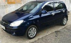 Cần bán Hyundai Getz đời 2010, màu xanh lam, nhập khẩu   giá 197 triệu tại Đắk Lắk
