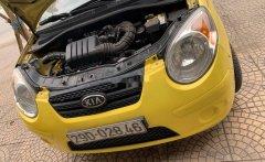Cần bán gấp xe cũ Kia Morning 2010, màu vàng giá 168 triệu tại Bắc Giang