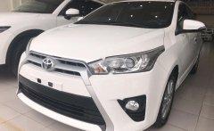 Bán ô tô Toyota Yaris 1.3G sản xuất năm 2014, màu trắng, nhập khẩu như mới giá 485 triệu tại Khánh Hòa