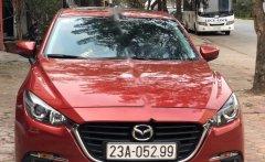 Bán Mazda 3 1.5 AT đời 2018, màu đỏ chính chủ giá cạnh tranh giá 630 triệu tại Hà Nội