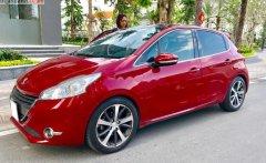 Bán Peugeot 208 sản xuất năm 2014, màu đỏ, nhập khẩu  giá 520 triệu tại Tp.HCM