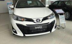 Toyota Đông Sài Gòn bán xe Toyota Yaris 1.5G sản xuất năm 2020, màu trắng giá 650 triệu tại Tp.HCM