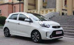 Cần bán Kia Morning Si MT đời 2018, màu trắng, số sàn giá 318 triệu tại Thái Nguyên