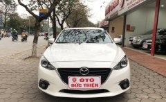 Bán Mazda 3 1.5 AT đời 2017, màu trắng như mới giá 590 triệu tại Hà Nội