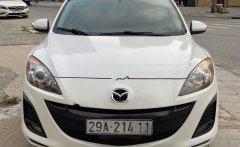 Bán Mazda 3 1.6 AT đời 2011, màu trắng, nhập khẩu nguyên chiếc giá 375 triệu tại Hà Nội