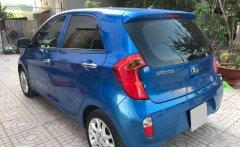 Bán xe Kia Picanto 1.25 AT đời 2013, màu xanh lam số tự động, 279tr giá 279 triệu tại Đồng Nai