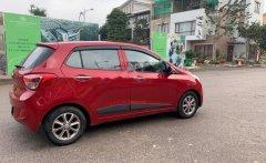 Bán Hyundai Grand i10 đời 2016, màu đỏ, xe nhập, 375tr giá 375 triệu tại Thái Nguyên