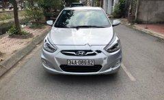 Bán Hyundai Accent 1.4 AT 2014, màu bạc, nhập khẩu   giá 425 triệu tại Hải Dương