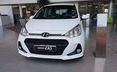 Bán ô tô Hyundai Grand i10 1.2AT năm 2019, màu trắng giá 387 triệu tại Gia Lai