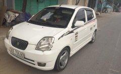 Bán Kia Morning đời 2005, màu trắng, xe nhập giá 110 triệu tại Phú Thọ