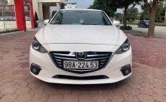 Cần bán Mazda 3 1.5AT sản xuất 2016, màu trắng số tự động giá 555 triệu tại Hà Nội