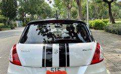Xe Suzuki Swift đời 2015, màu trắng xe gia đình, 410 triệu giá 410 triệu tại Tp.HCM