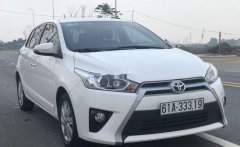 Bán xe Toyota Yaris AT năm 2016, màu trắng, nhập khẩu nguyên chiếc số tự động, giá 569tr giá 569 triệu tại Tp.HCM