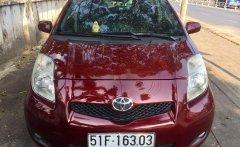 Cần bán xe Toyota Yaris sản xuất 2008, màu đỏ, xe nhập giá 330 triệu tại Đồng Nai