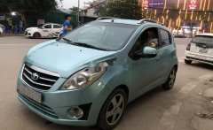 Cần bán lại xe Daewoo Matiz 2010, màu xanh, nhập khẩu nguyên chiếc như mới giá 179 triệu tại Hòa Bình
