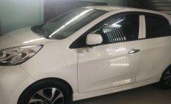 Bán Kia Morning S sản xuất năm 2017, màu trắng, giá 360tr giá 360 triệu tại Bình Dương