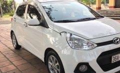 Bán xe Hyundai Grand i10 đời 2017, màu trắng, nhập khẩu giá 287 triệu tại Thanh Hóa