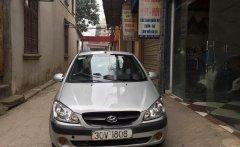 Bán ô tô Hyundai Getz năm sản xuất 2009, nhập khẩu nguyên chiếc giá 143 triệu tại Hà Nội