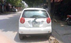 Cần bán Chevrolet Spark năm 2010, màu trắng, giá tốt giá 75 triệu tại Hà Nội