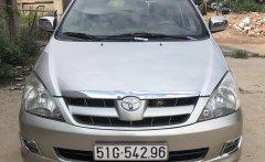 Bán xe Innova G 2007, màu bạc, xe đẹp giá 270 triệu tại Tp.HCM