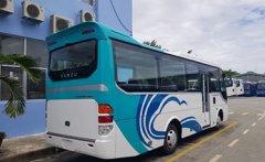 Bán xe Samco 29 chỗ, máy 3.0 mẫu mới 2020. giá 1 tỷ 250 tr tại Tp.HCM
