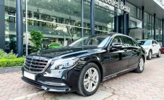 Bán Mercedes S450L 2020 đen, siêu lướt, chính chủ, biển đẹp rẻ hơn mua mới 650tr giá 3 tỷ 780 tr tại Hà Nội