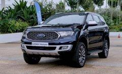 Xe Ford Everest đời 2021, nhập khẩu giá 1 tỷ 103 tr tại Hà Nội