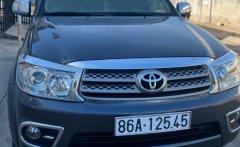 Bán xe Fortuner AT 2 cầu, màu xám sx 2010 rất mới.  giá 410 triệu tại Tp.HCM