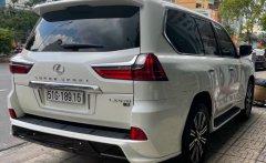 Bán xe Lexus LX 570 đời 2017 nhập Mỹ, màu trắng. giá 6 tỷ 800 tr tại Tp.HCM