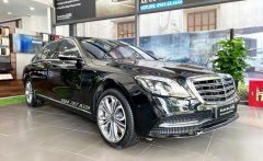 Bán Mercedes S450 Luxury 2020 siêu lướt màu đen, Rẻ hơn mua mới 1 tỷ, xe đã qua sử dụng chính hãng giá 4 tỷ 299 tr tại Hà Nội