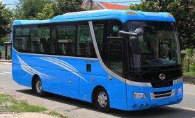 Bán xe khách Samco Felix Gi 30/34 chỗ ngồi - động cơ 5.2 (Bầu hơi) giá 1 tỷ 850 tr tại Tp.HCM