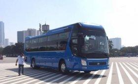 Bán xe 36 giường nằm Hyundai máy 380ps mới 2019 giá 3 tỷ 350 tr tại Tp.HCM