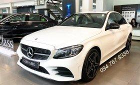 Bán Mercedes C300 AMG 2020, giao ngay giá ưu đãi lớn nhất, mua xe chỉ với 399tr giá 1 tỷ 929 tr tại Hà Nội